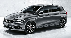 Fiat 2016 Tipo Out of the box: The first Fiat Tipo was introduced in 1988, but the new version revealed in Geneva this week has lost the original's boxy styling cues.