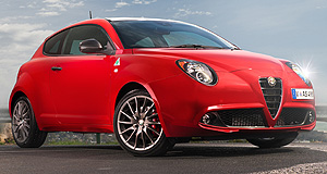 Alfa Romeo MiTo Small Italian: The Alfa MiTo had its best year in 2013, recording 352 sales after massive discounting by its new factory-backed distributor.