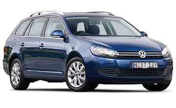 2010 Volkswagen Golf 5-dr wagon range Car Review