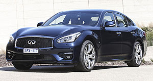 Infiniti Q70 Refreshed: The Q70 has come on for a mid-life refresh and brings more spec but no change in pricing.