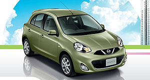 Nissan 2013 Micra - First look: Refreshed Nissan Micra breaks cover | GoAuto