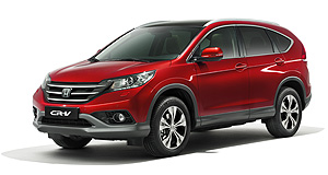 Honda 2013 CR-V Made in Britain: The diesel-powered CR-V, which will arrive here by mid-2013, is built exclusively at Honda's Swindon plant in the UK.
