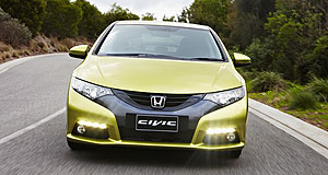 Honda 2015 Civic Type RSay R: Honda is set to regain its sportscar mojo, with a new Civic Type-R and other hot models confirmed by the Japanese company.