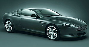 Aston Martin 2006 DB9 Sports PackSharper: DB9 Sports Pack comprises new wheels and firmer, lower suspension.