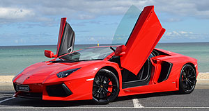 General News Government Pricey: A Lamborghini Aventador LP700-4 coupe could cost nearly $55,000 more than the Australian price to import privately Down Under, according to data collected by GoAutoPremium.