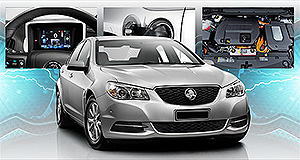 Holden Commodore Electric feel: Could Holden's VF Commodore cop a range-extender hybrid drivetrain?
