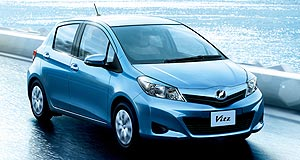 Toyota 2011 Yaris Fresh metal: The MY2011 Yaris is among several new Toyota models planned for launch this year.