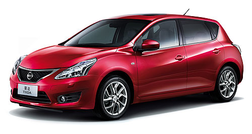 Nissan 2012 Pulsar Back: Nissan Australia will return to its roots by applying the Pulsar badge to its fortcoming Tiida-replacement.