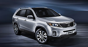 Kia 2012 Sorento Same but different: Kia's Sorento facelift is more than skin deep as behind the subtly updated styling are all-new underpinnings.