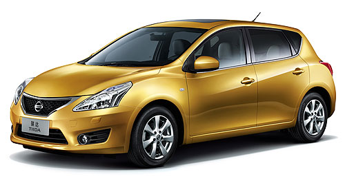Nissan 2013 Pulsar Better late than never: Nissan will launch the Pulsar hatch in Australia two years after it was first presented at the Shanghai motor show as the second-generation Tiida.