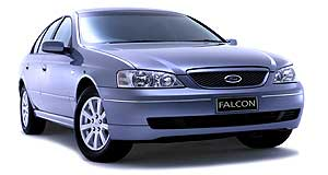 Ford  Low score: The Ford Falcon could muster only 57.5 points out of 120 in the RACV/NRMA theft survey.