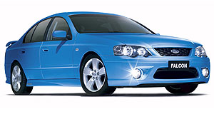 Ford  Substitutional: Ford admits softer Falcon sales are due to Territory's success.