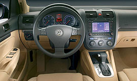 VolkswagenGolf center image
