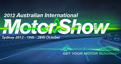 General News  Show and tell: The Australian International Motor Show has joined the queue of advertisers who have taken offence at Alan Jones' comments on Julia Gillard's father.
