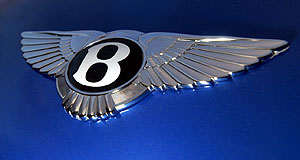 Bentley  On a roll: Bentley sold a record 138 vehicles in 2007.