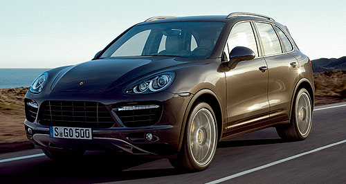 General News  Bitter sweet: Porsche's Cayenne was rated the most appealing model in its segment, beating the BMW X6 and Audi Q7, despite scoring poorly in this year's JD Power Initial Quality Study.