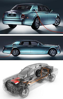 Rolls-Royce2015 Phantom center image