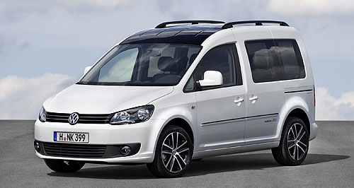 Volkswagen Caddy Edition 30Milestone: As the name suggests, the Volkswagen Caddy Edition 30 celebrates three decades of compact commercial production.