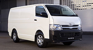 Toyota HiAce Recall: Toyota has recalled examples of its HiAce van after discovering issues with seeping diesel fuel and an exhaust gas leak.