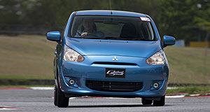 Mitsubishi 2013 Mirage SedanSedan plan: GoAuto previously reported a Mirage sedan is on the cards but Mitsubishi sources in Thailand are now providing conflicting information.
