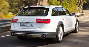 Audi A6 AllroadOn the market: The new Audi A6 Allroad is more expensive than the old one, but also better-equipped and more frugal.
