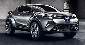 Market Insight Market Insight 2015 Big future: The production version of the C-HR concept could add between 10,000 and 15,000 of sales to Toyota's tally when it eventually arrives Down Under.