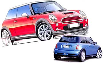 2002 Mini Cooper S 3-dr hatch Car Review