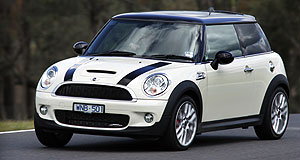 Mini Hatch JCW rangeTweaked: Mini's JCW-tuned twins are priced either side of $50,000.