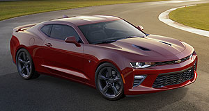 Holden  Alpha mail: It is looking increasingly unlikely that the Camaro will come to Australia, but a V8-powered rear-drive sportscar that will be sold here may borrow its underpinnings.