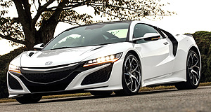"Honda  Sporting family: Honda's new-generation NSX might be just the first ""SX"" sports model in Honda's line-up, with speculation that a smaller coupe is under development and perhaps will be called MSX."