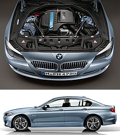 BMW2013 5 Series center image