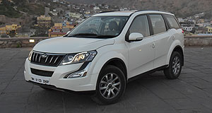 Mahindra XUV500 Refreshed: Mahindra has updated its XUV500 exterior and seven-seat interior styling for a more premium look with extra equipment.