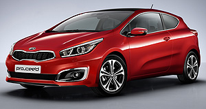 Kia 2017 Cerato GTBrief visitor: The Kia Pro_cee'd GT only lasted about 18 months on the Australian market after being discontinued due to slow sales last year.