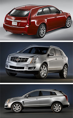 Cadillac2009 CTS center image