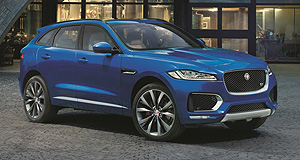 Market Insight Market Insight 2016 On the Pace: Jaguar's first SUV, the F-Pace, is sure to boost sales when it arrives in showrooms in the second half of the year, priced from $74,340 plus on-road costs.