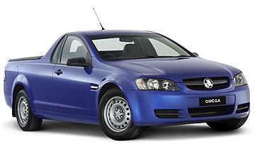 2007 Holden Commodore ute Omega utility Car Review