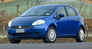 Fiat  Cut price: Fiat has cut prices of its cars, including the Punto.