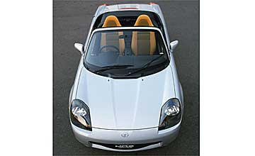 2000 Toyota MR2 Spyder convertible | GoAuto - something