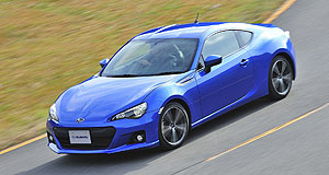 Subaru BRZ rangeSporting chance: Subaru will sell its limited allocation of the new BRZ sports car entirely online, at least for this year.