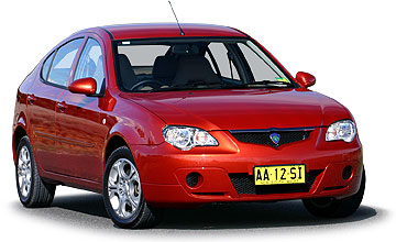 2004 Proton Gen.2 L-Line 5-dr hatch Car Review
