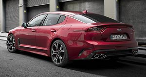 Kia 2017 Stinger Stung: The Kia Stinger GT could be a circa-$50,000 proposition when it lobs in Australia late in the third quarter.