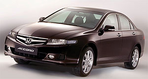 Honda 2006 Accord Euro - Honda to tweak Accord Euro | GoAuto