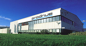 Prodrive  Solid growth: Prodrive has established a major presence in the global car industry as well as motor sport.