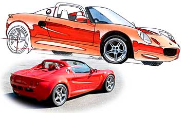 1997 Lotus Elise convertible Car Review