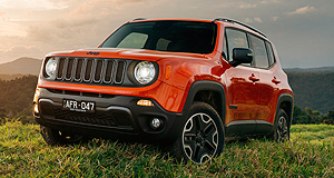jeep renegade driven jeep renegade rocks in goauto. Black Bedroom Furniture Sets. Home Design Ideas