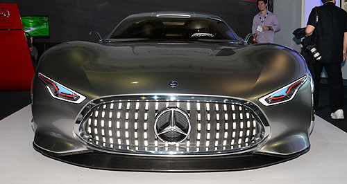 Mercedes Working On Small Sports Coupe Goauto