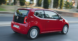Volkswagen Up Hurry Up: Australia is one of the first markets outside Europe to get the Volkswagen Up city car.