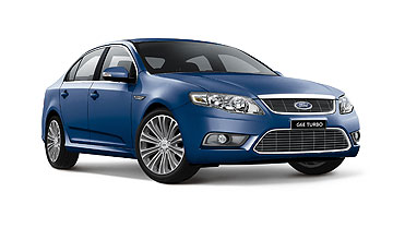 2012 Ford Falcon EcoBoost Car Review