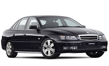 2006 Holden Caprice V8 sedan Car Review