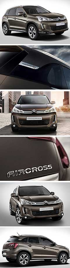Citroen2012 C4 Aircross center image